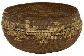 Wiyot Basket