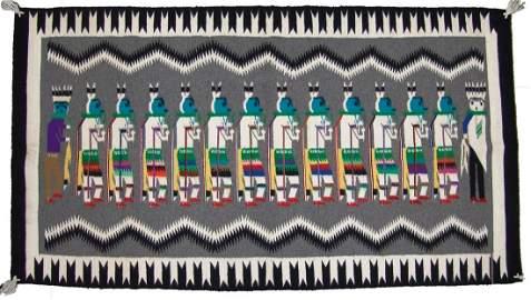 88: Navajo Rug/Weaving