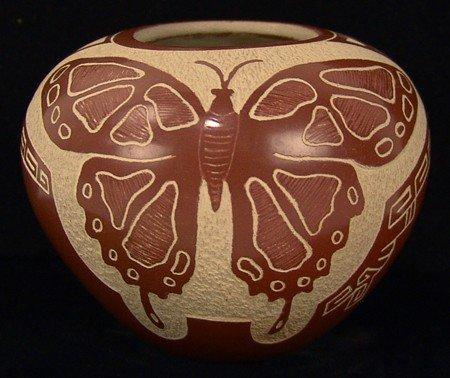 128: Hopi Seed Pot - Nampeyo