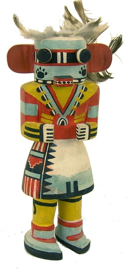 138: Hopi Katsina Carving