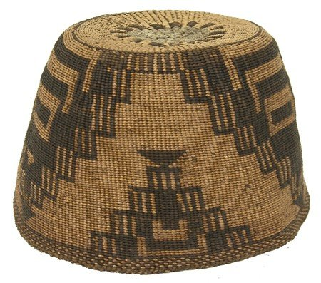 Klamath/Modoc Basket