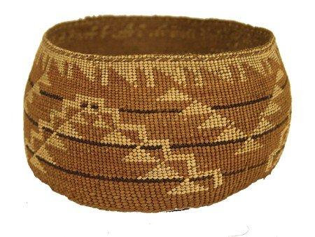 Karuk Basket