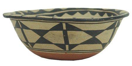 Santo Domingo Pottery Bowl