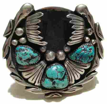 Navajo Watch Bracelet