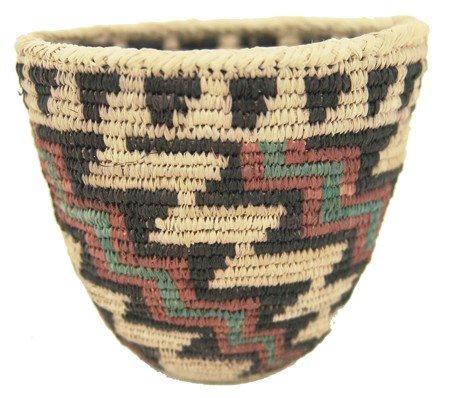 Skokomish Basket - Richard Cultee