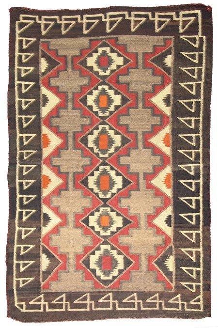 Navajo Rug/Weaving
