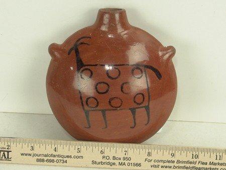 Maricopa Pottery Canteen - 2