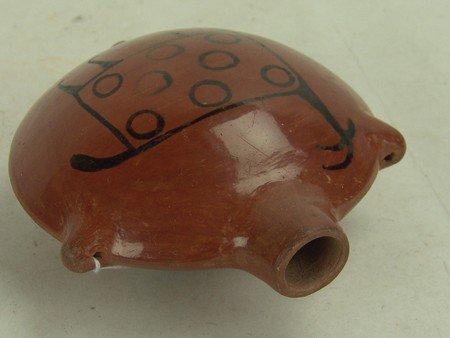 Maricopa Pottery Canteen - 3