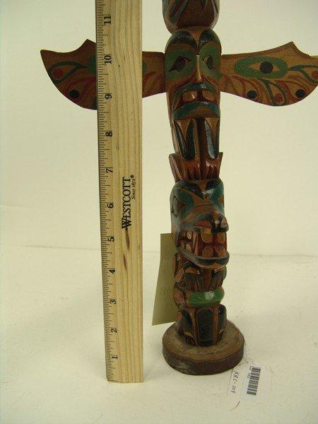 Northwest Coast Totem Pole - 2