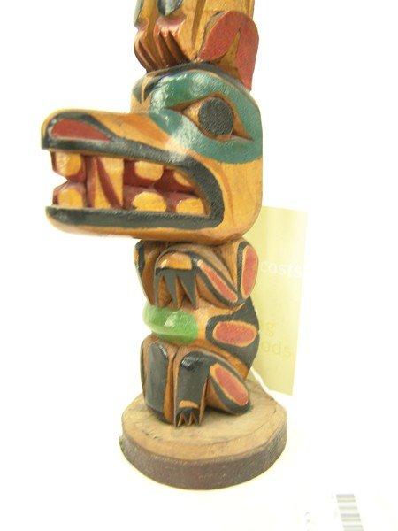 Northwest Coast Totem Pole - 4