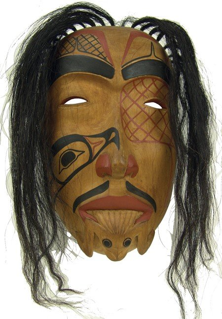 Northwest Coast Mask - Val Jones
