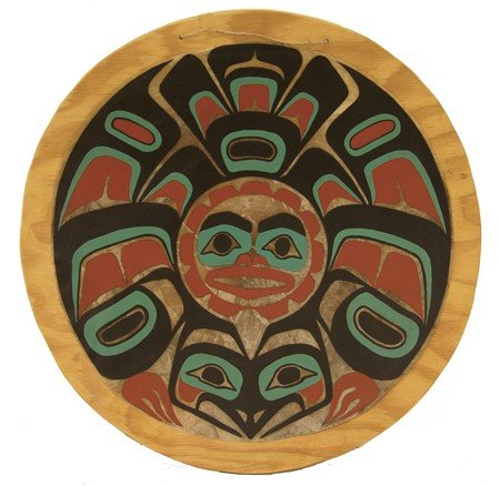 Northwest Coast Panel - Owen Lonning