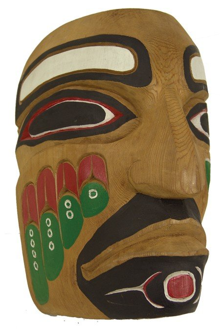 Northwest Coast Mask - Richard Lyons