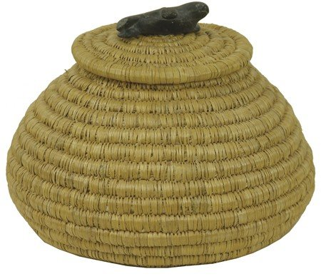 Eskimo Basket- Mary Qumarluk
