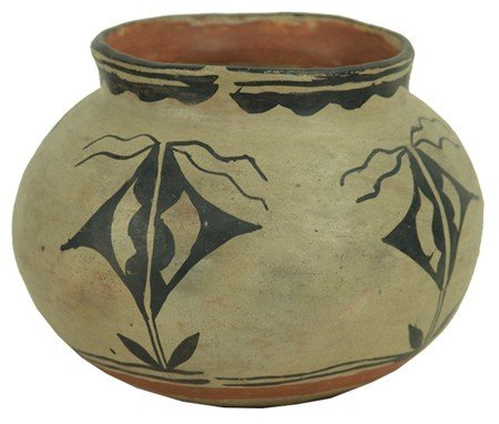 Cochiti Pottery Jar