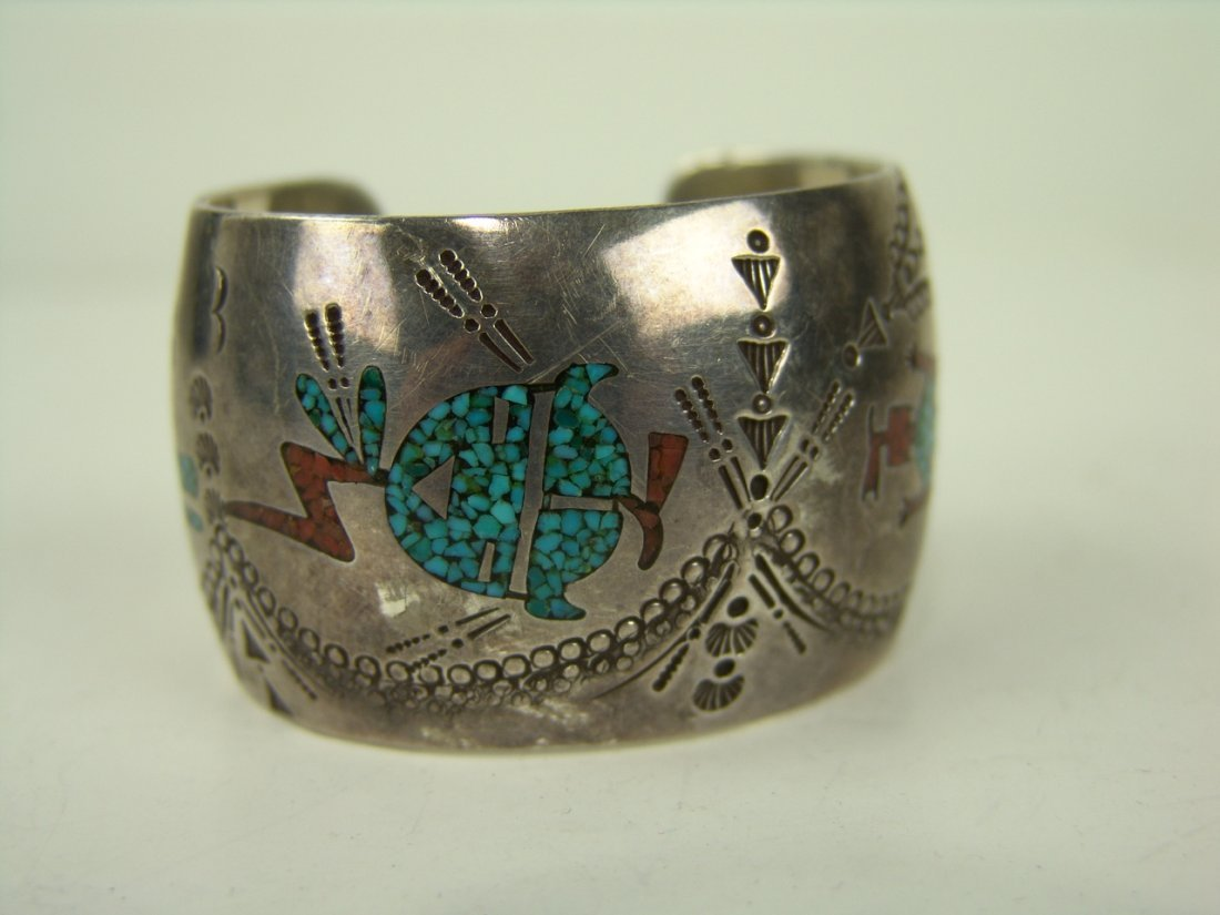 3: Navajo Bracelet - Tommy Singer
