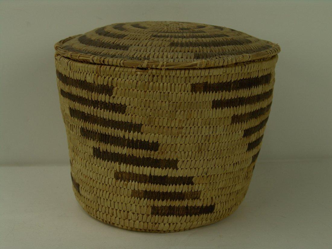 11: Papago Basket