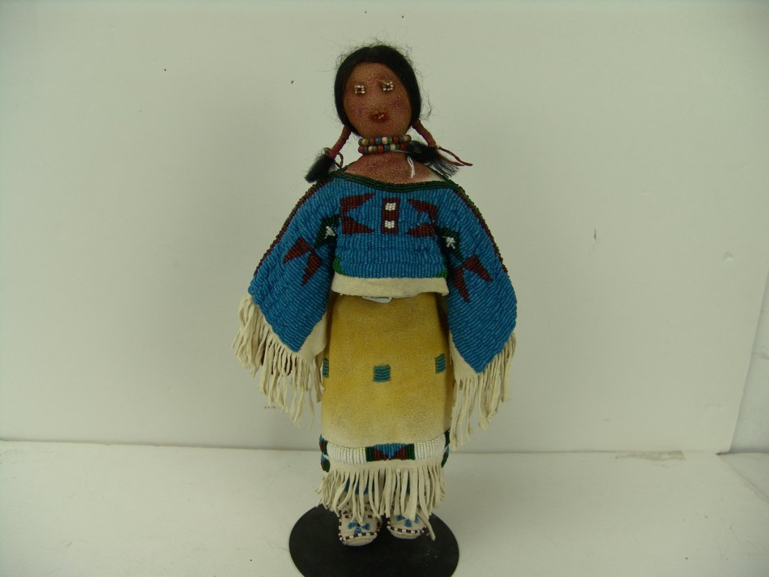 19: Sioux Doll