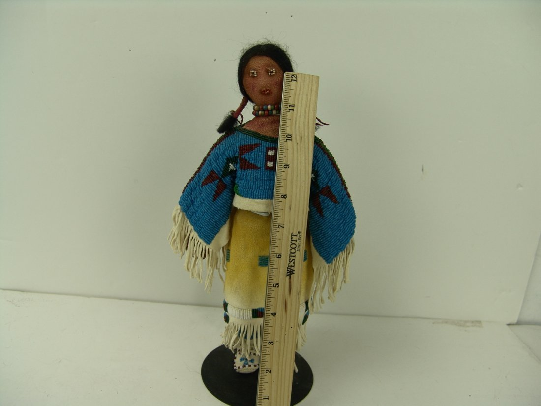 19: Sioux Doll - 2
