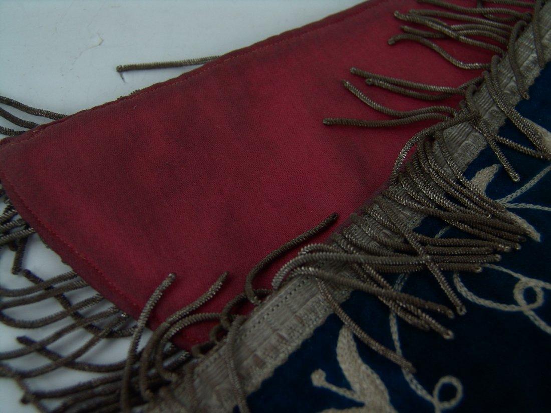 20: Fraternal Medallion Sash - 7