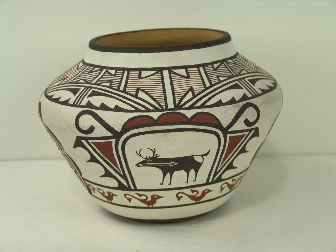 21: Zuni Pot- Quanita Kalestewa