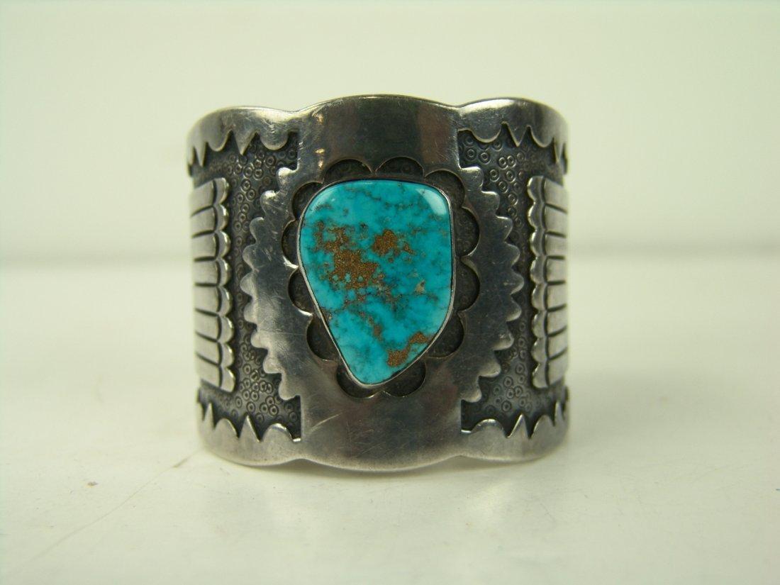43: Navajo Bracelet