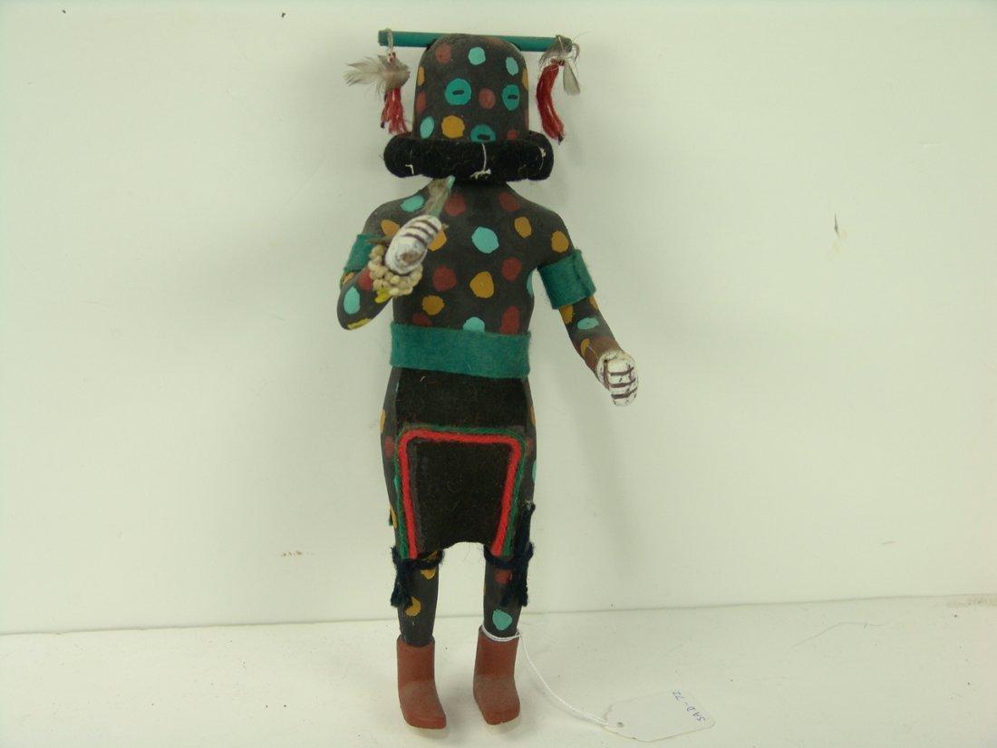 64: Hopi Katsina Doll - O. Jackson