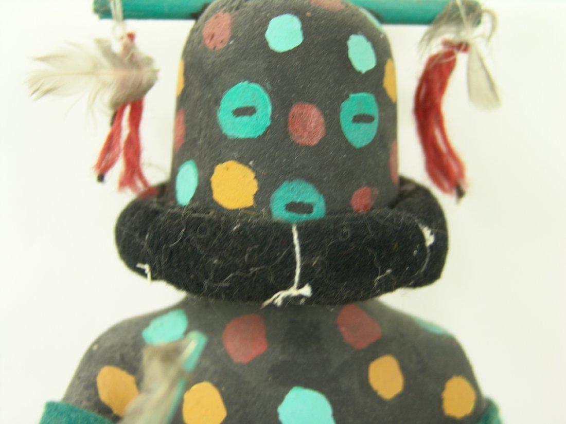 64: Hopi Katsina Doll - O. Jackson - 3