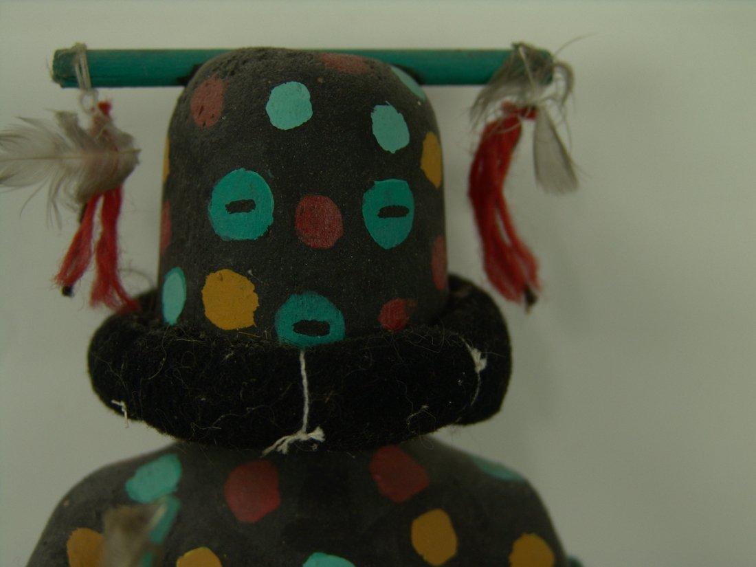 64: Hopi Katsina Doll - O. Jackson - 4
