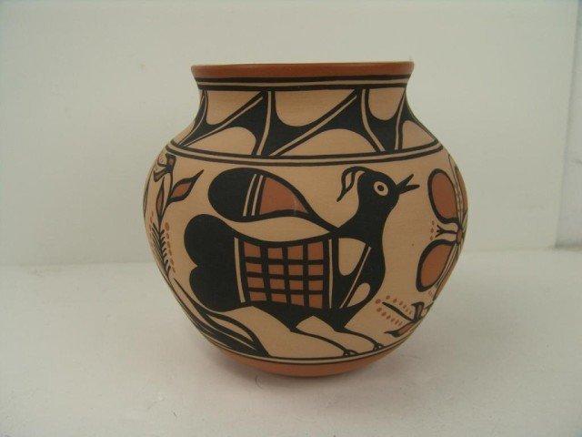 121: Santo Domingo Pottery - Thomas Tenorio