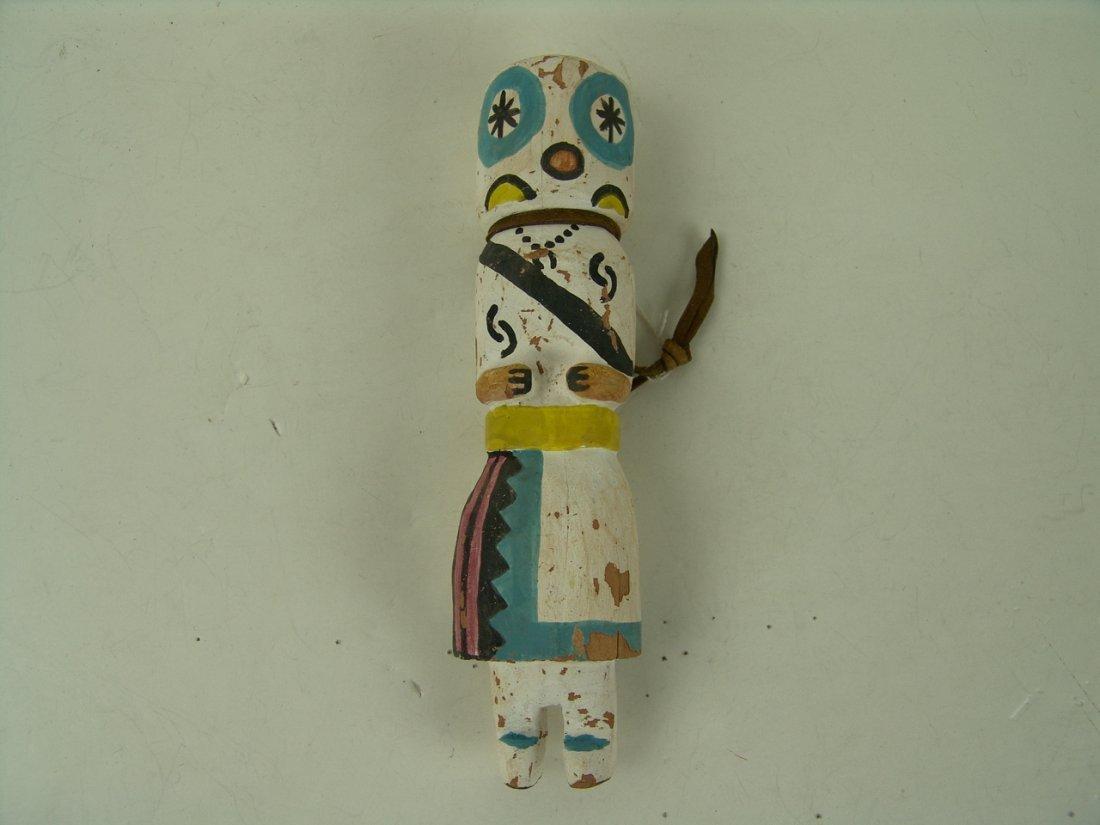 129: Hopi Katsina