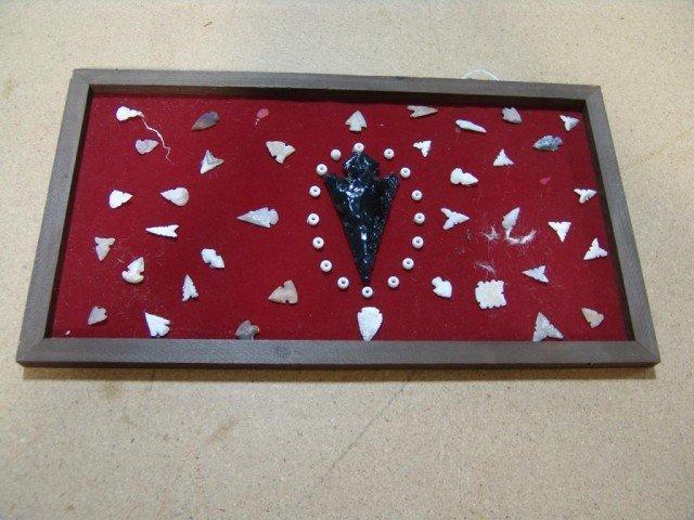 131: Arrowhead Frame