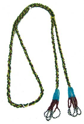 Blackfoot Bead Necklace