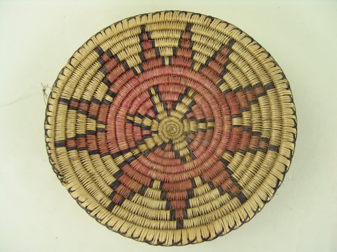 141: Jicarilla Star Basket