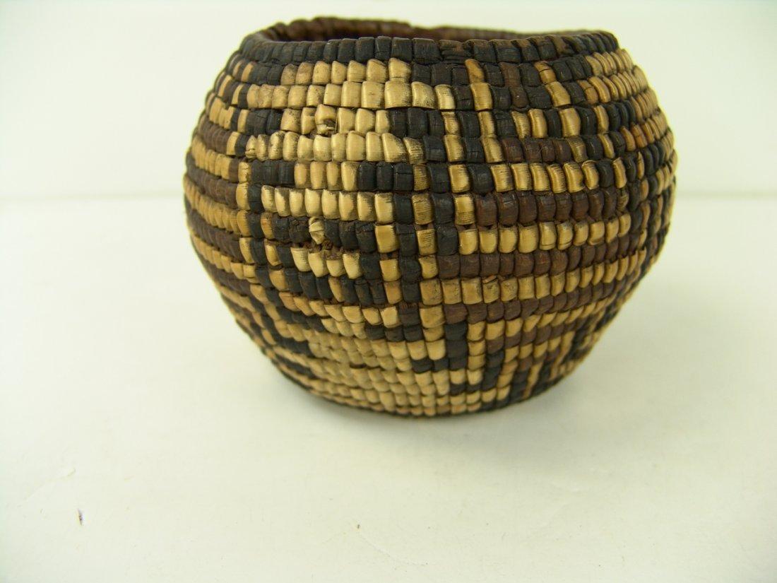143: Klickitat Treasure Basket