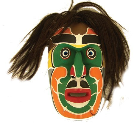 147: Northwest Coast Mask - Leonard Slow