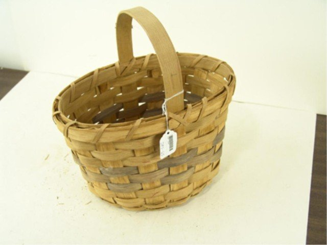 157: Cherokee Berry Basket