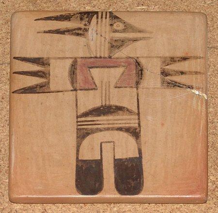 328: Hopi Tile- Sadie Adams