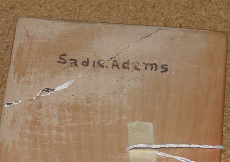 328: Hopi Tile- Sadie Adams - 4