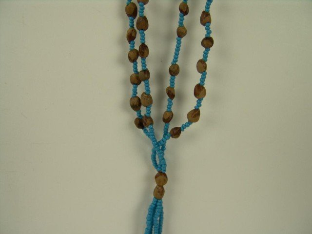 401: Ghost Bead Necklace