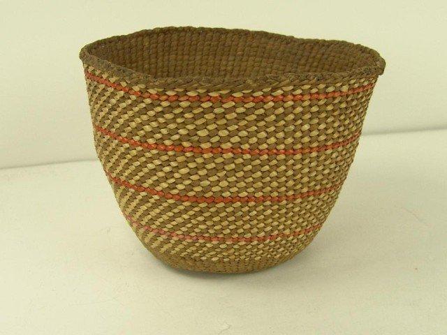 411: Quinault Basket