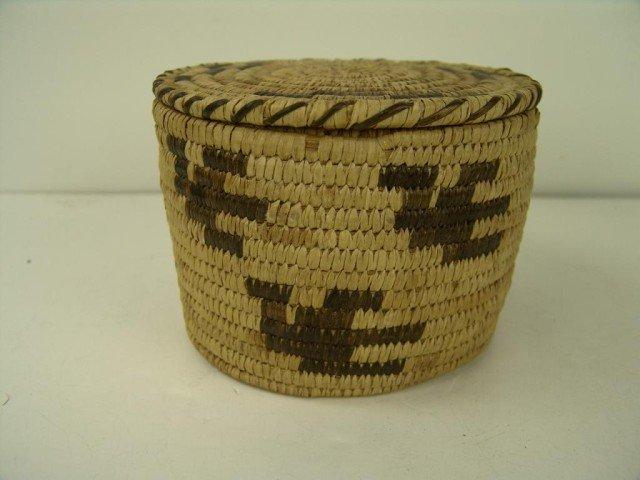415: Papago Basket