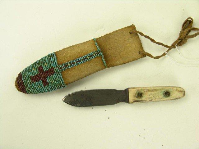 421: Bone Handled Knife