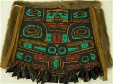 441: Haida Dance Apron
