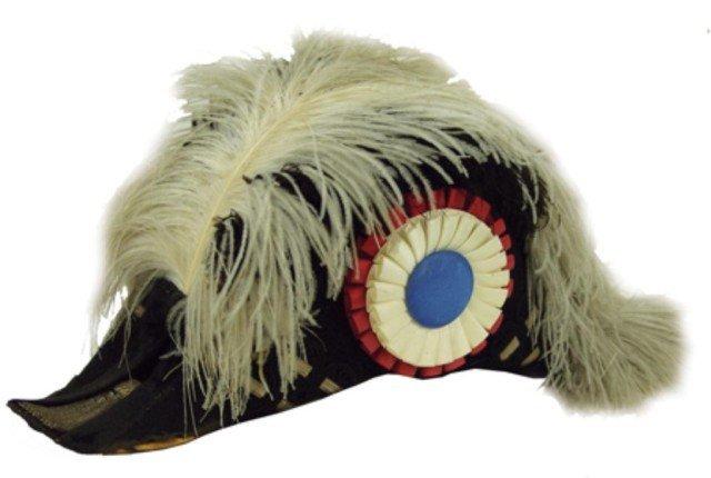 453: Antique Hat