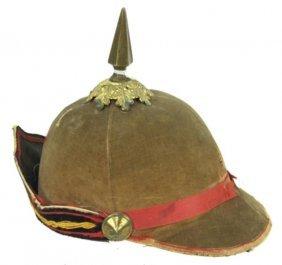 Fraternal Helmet