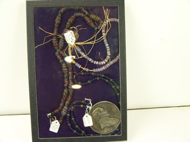 459: Peace Medal Necklace