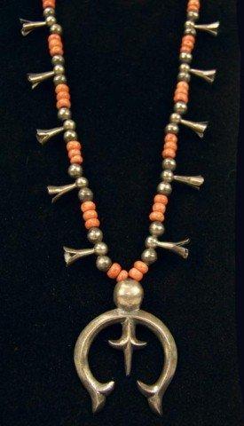463: Navajo Necklace
