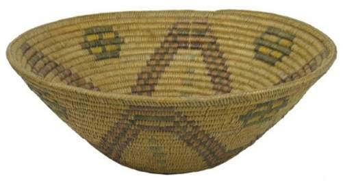 542: Jicarilla Basket