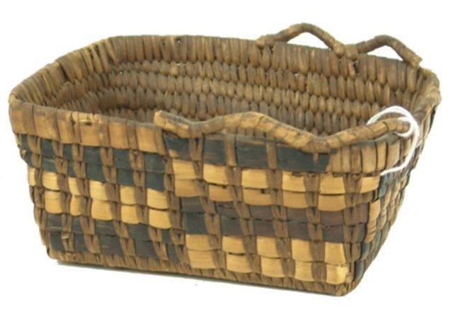 545: Haida Basket